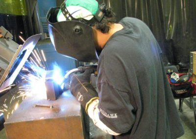 Pipe Dreams Production Welding Program